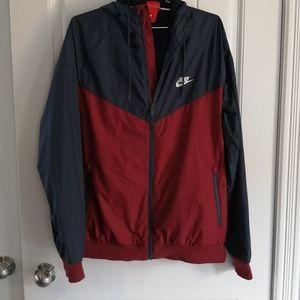 Brand new Nike jacket large